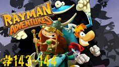 rayman adventures walkthrough android (adventures 143-144)
