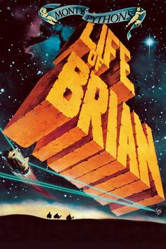 """Monte Python's """"Life of Brian"""" 