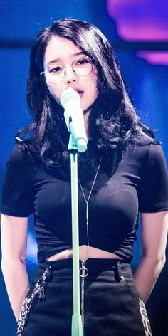"IU 181110 Debut Anniversary Tour Concert ""dlwlrma"" in Gwangju Iu Fashion, Korean Fashion, Asian Woman, Asian Girl, Korean Celebrities, K Idols, Korean Singer, Girl Crushes, Kpop Girls"