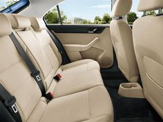 ŠKODA Rapid Car Seats