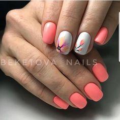 Uñas Classy Nail Designs, Colorful Nail Designs, Nail Art Designs, Classy Nails, Fancy Nails, Pretty Nails, Orange Nails, Purple Nails, Hot Nails