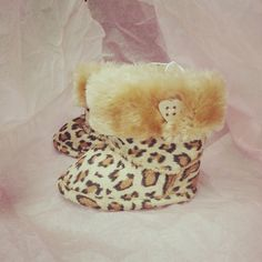 Baby Boots!<3