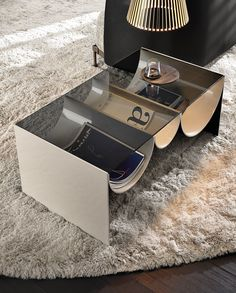 Coffee table WAVES by Minotti
