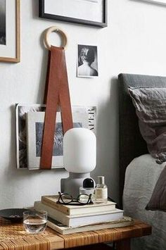 This Scandinavian apartment is the perfect example on how to decorate your small. This Scandinavian apartment is the perfect example on how to decorate your small studio - Roomed Scandinavian Apartment, Scandinavian Interiors, Home And Deco, My New Room, Home Bedroom, Bedrooms, Calm Bedroom, Nordic Bedroom, Bedroom Wall