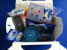 Angel David's Sonic the Hedgehog Birthday  | CatchMyParty.com