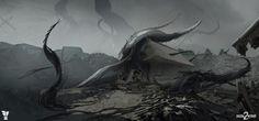 ArtStation - Shadow Warrior 2: Ancient assets, Magdalena Radziej