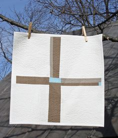 this was inspired by a Denyse Schmidt Quilt that I have always admired.  Beautiful.