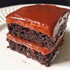 VIVER SEM TRIGO: Bolo de chocolate sem farinha