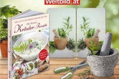 """Gewinnen Sie eines von drei Weltbild """"Kräuterküche""""-Paketen!"""