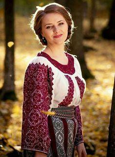 Ukraine, ♥ , from Iryna Ethno Style, European Girls, Folk Costume, Ethnic Fashion, Traditional Dresses, Fashion Outfits, Womens Fashion, My Style, Clothes