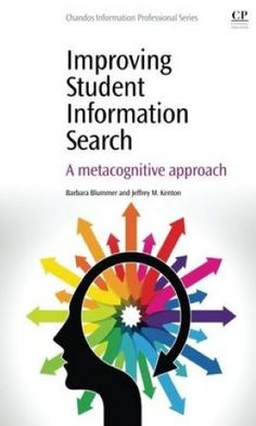 """Book available at the library since 2015-02-05: """"Improving Student Information Search: A Metacognitive Approach"""" (http://library.epfl.ch/en/nebis/?isbn=9781843347811)"""