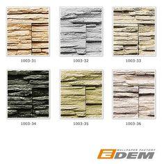 EDEM 1003-34 Tapete Stein Steintapete Naturstein Mauer Optik fühlbare Struktur – Bild 2