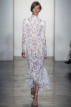 Jonathan Simkhai ready-to-wear spring/summer '16: