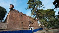 Splendido e chiuso il Mastio della Cittadella