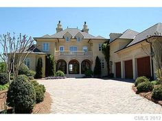 Homes for Sale in Charlotte, NC Charlotte Homes For Sale, Charlotte Nc, Farmhouse Culture, Chateaus, House Exteriors, Globe, Investing, Food And Drink, Castle