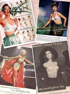 Throwback Thursday: The Bullet Bra | The Bare Essensuals