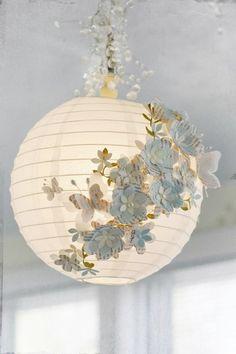 Duvido que eu tenha isso no meu quarto, pelo menos não como iluminação principal, mas quem sabe como abajur/luminária para decoração.