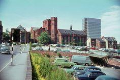 Sheffield University Summer 1965 by m.peaker #socialsheffield #sheffield Sheffield