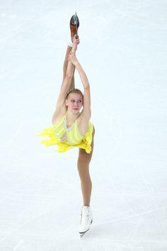 Polina Edmunds - Short Program - Sochi 2014