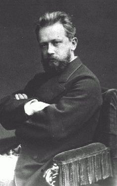 Ilich Tchaikovsky, ruso, compositor de música