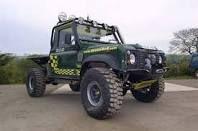 LandRover 4x4