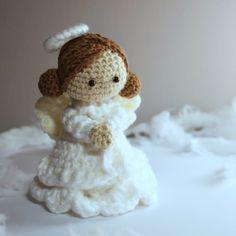Angel / #angel / #amigurumi#angel/ #amigurumi / szydełkowy anioł #amigurumis #crochet