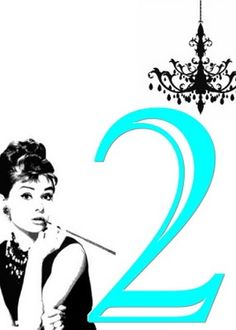 Tiffany table numbers