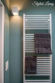 Klick Licht kleines bad in farbe mit wandleuchte lena click licht de werbung