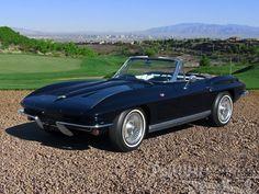 Chevrolet Corvette Roadster 1964.