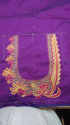 Sri Dhanalaxmi Maggam Works - Google+