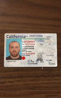 Buy new drivers license online Ca Drivers License, Drivers License California, New Drivers, Driver's License, Passport Template, Id Card Template, Card Templates, Print Templates, Master Degree Programs