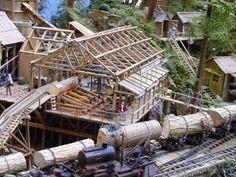 Logging Railroad | Twin Falls Logging & Mining Railroad (On30) | Flickr - Photo Sharing!