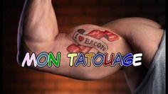 Les couleurs interdites de mon tatouage ! - Vidéo Dailymotion  -Interdiction de certains colorants dans les tatouages en France.  Erick BERNARD nous fait découvrir le sien qui est magnifique !!!
