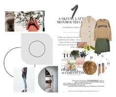 """""""Untitled #1596"""" by p3rfume ❤ liked on Polyvore featuring Chanel, Barbara Bui, Dot & Bo and Flamant"""