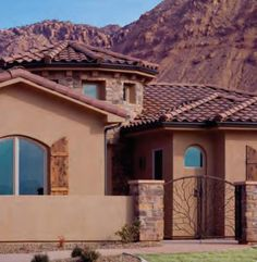 Eagle Intermountain.  *Not all colors and profiles available in all regions. Check www.eagleroofing.com for availability in your area.