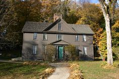 Orchard House in Fall | Flickr - Photo Sharing!