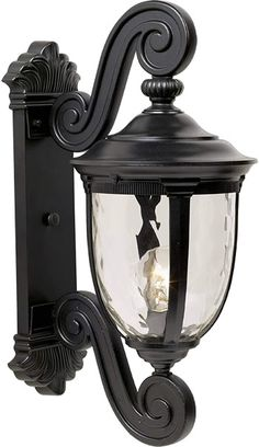 John Timberland Bellagio Carriage Style Outdoor Wall Light with Double Scroll Arms Front Door Lighting, Outdoor Wall Lighting, Outdoor Walls, Exterior Lighting, Black Outdoor Wall Lights, Outdoor Hanging Lights, Outdoor Wall Light Fixtures, Outdoor Sconces, Landscape Lighting Kits