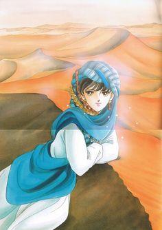 Chie Shinohara, Anatolia Story, Anatolia Story Illustrations, Yuri Suzuki