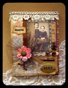 Canvas Memories by yitte, via Flickr