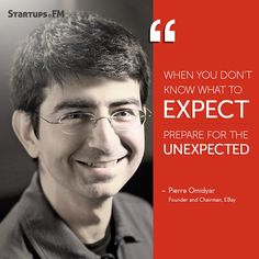 Pierre Omidyar- The man who made auction go online with @eBay #leader #entrepreneur