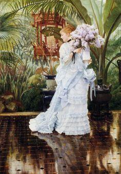 James Jacques Josep Tissot (french painter)