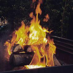 Ons gaan NOU braai #RTS2015 #Fire #Flames