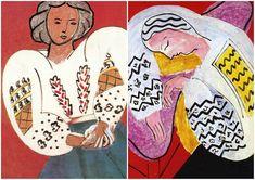 Ia Matisse La Blouse Roumaine