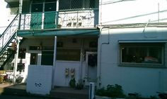 古いアパートに上手くデザインしてある e-itouya.com