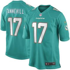 Miami Dolphins Jersey fan with this Nike Game Football jersey! You can boast your team spirit while wearing this Miami Dolphins jersey. It features printed Miami Dolphins and Ryan Tannehill graphics, showing the world who you cheer for. NFL Shop is your source for officially licensed Miami Dolphins