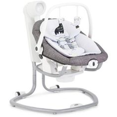 Achetez Joie Serina 2 in 1 Swing Rocker - Khloe et Bert sur Argos. Baby Needs List, What Baby Needs, Luxury Baby Clothes, Cute Baby Clothes, Best Baby Bouncer, Baby Swings And Bouncers, Baby Stuffed Animals, Baby Doll Toys, Baby Rocker
