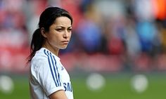 """Eva Carneiro, a sports medicine specialist, received sexist taunts at football matches earlier this year. She said at an FA conference last year: """"In every programme I've watched in my life, the female doctor is either hyper-sexualised, or she's not present. This needs to change."""""""