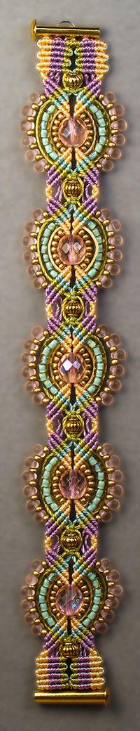 Micro-Macrame Jewelry kit