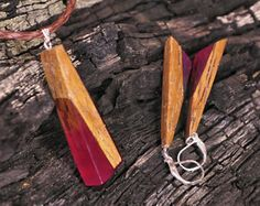Wooden jewelry set Jatoba secret wood necklace 5th anniversary gift for wife Women exotic fashion jewelry pendant  Red epoxy resin earrings Wooden jewelry set Jatoba secret wood necklace 5th anniversary gift for wife Women exotic fashion jewelry pendant  Red epoxy resin earrings Wooden jewelry set Jatoba secret wood necklace 5th anniversary gift for wife Women exotic fashion jewelry pendant  Red epoxy resin earrings Wooden jewelry set Jatoba secret wood necklace 5th anniversary gift for wife…