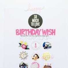 Birthday Wish by nirupama01 at @studio_calico